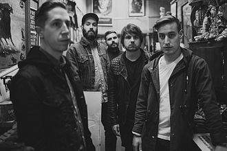Silverstein (band) - Image: Silverstein group shot