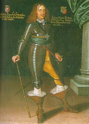 Silvius I Nimrod, Duke of Württemberg-Oels - Silvius Nimrod, First Duke of Württemberg-Oels