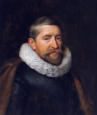 John Chamberlain (letter writer) - Sir Henry Wotton by Michiel van Mierevelt