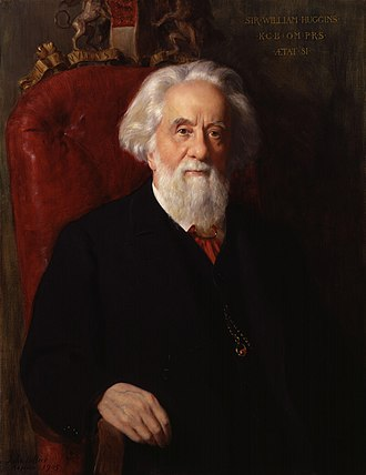 William Huggins - Portrait by John Collier, 1905