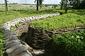 Site Bayernwald , Duitse WO I-loopgraaf - 370548 - onroerenderfgoed.jpg