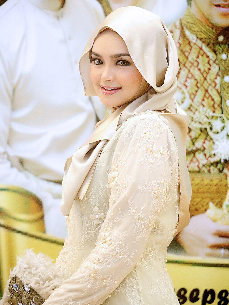 Siti Nurhaliza - Khairul Fahmi's Wedding 2013