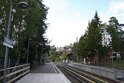 Skaadalen T-banestasjon.JPG