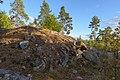 Skansbergets fornborg September 2013 03.jpg