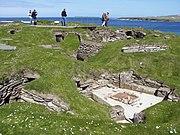 Skara Brae, Scotland. Europe's most complete Neolithic village