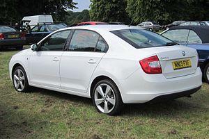 Škoda Rapid (2012) - Sedan