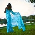 Sky blue Sari.jpg
