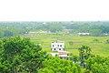Sky over Shahjalal Hall at University of Chittagong (01).jpg