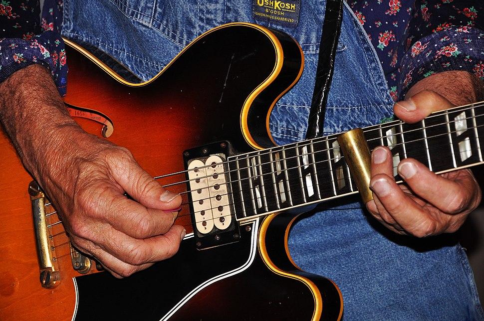 Slide guitar 1