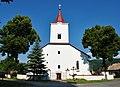 Slovenská Ľupča - rímsko-katolícky kostol - 2015.JPG