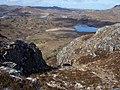 Small gully on Meall Lochan a' Chleirich - geograph.org.uk - 764992.jpg
