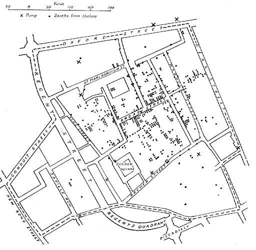 Snow-cholera-map