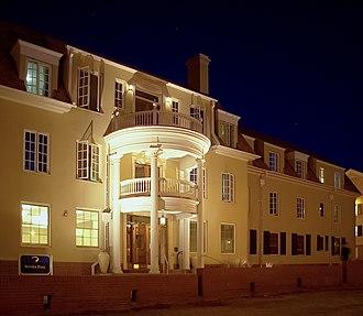 University of Northern Colorado - UNC's Snyder Hall, a dormitory on Central Campus