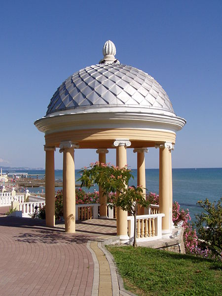 File:Sochi Beach arbour.jpg