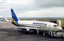 Solomon Airlines - Wikipedia, the free encyclopedia