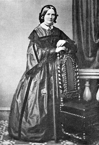 Sophie Dedekam - Dedekam c. 1860