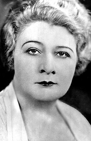 Sophie Tucker - Tucker in 1930
