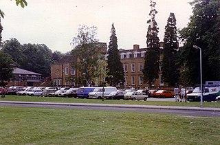 Birch Hill Human settlement in England