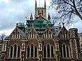 Southwark Cathedral, Under Renovation.jpg