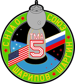 Soyuz TMA-5 Patch.png