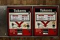 Spadina TTC 85 Spadina Road token vending machine 15628608380.jpg