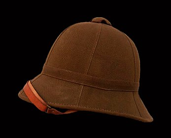 839f0ac91b281 Spanish pith helmet as those worn during the Rif War.