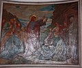 Spittal an der Drau - Pfarrkirche - Deckengemälde - Auferweckung des Lazarus.jpg