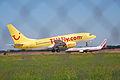 Spotting-01-0017 Tuifly (D-AHIA), Boeing 737-700 (Ex- Hamburg International) (2541815496).jpg