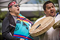 Squamish Pole Raising Ceremony - North Vancouver - 2012 - 003.jpg