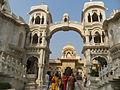 Sri Krishna Balaram Temple, Vrindavan.JPG