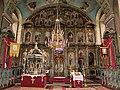 Srpska pravoslavna crkva Uspenja Bogorodice u Perlezu - ikonostas.jpg