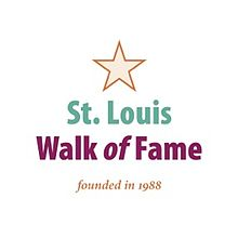 St. Louis Walk of Fame logo