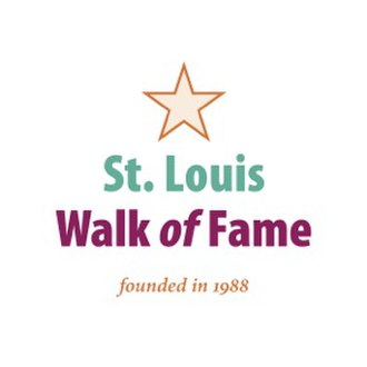 St. Louis Walk of Fame - St. Louis Walk of Fame logo