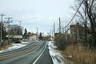 Saint-Philippe, Quebec - Image: St Philippe QC 1