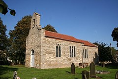 St.Michael's church, Cammeringham, Lincs. - geograph.org.uk - 64917.jpg