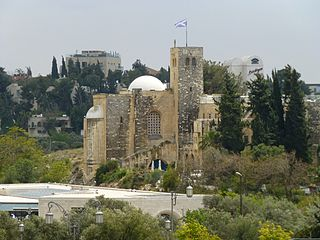 St Andrews Church, Jerusalem church