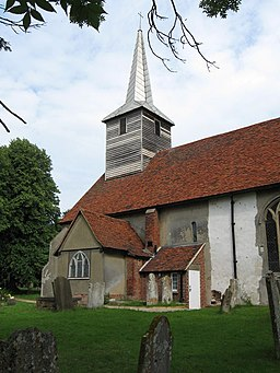 St. Margaret's parish church, Stanford Rivers, Essex - geograph.org.uk - 1371679.jpg