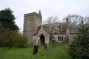 Whitson - Image: St. Mary's Church, Whitson geograph.org.uk 148598