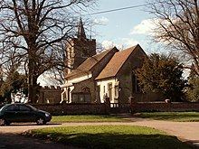St. Mary the Virgin church, Henham, Essex - geograph.org.uk - 148230.jpg