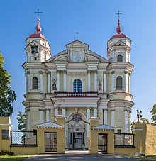 St. Peter and St. Paul's Church Exterior, Vilnius, Lithuania - Diliff.jpg