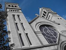 St. Vincent DePaul Catholic Church Facade.jpg