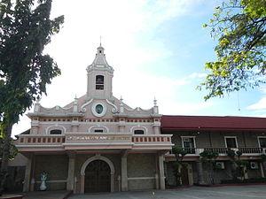 Santo Tomas, Pampanga - St. Thomas The Apostle Church