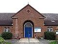 St Andrew, Lynford Gardens, Edgware - Doorway - geograph.org.uk - 1702981.jpg