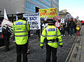 St Andrews Square, Protest March 30 2013 - 10.jpg