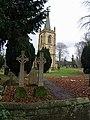 St Cuthberts churchyard - geograph.org.uk - 678416.jpg