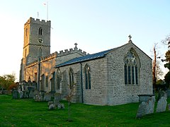 St Denys' Church Stanford in the Vale Geograph-2154618-by-Brian-Robert-Marshall.jpg