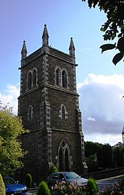 St George the Martyr church tower, Truro - geograph.org.uk - 990372
