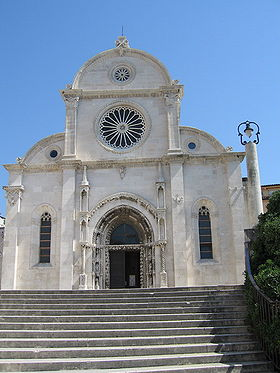 Image illustrative de l'article Cathédrale Saint-Jacques de Šibenik