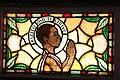 St Kizito glass window at Namugongo.jpg