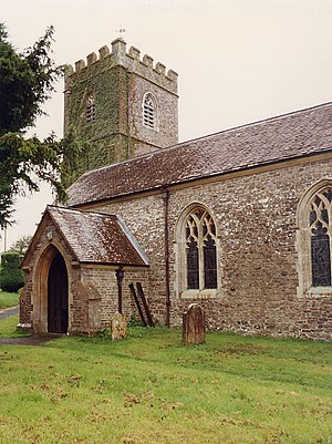 Stoodleigh - Image: St Margaret, Stoodleigh, Devon geograph.org.uk 1725112